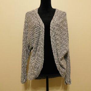 Forever 21   marled knit dolman cardigan